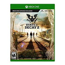 【中古】State of Decay 2 (輸入版:北米) - XboxOne