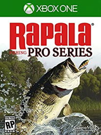 【中古】Rapala Fishing Pro Series (輸入版:北米) - XboxOne