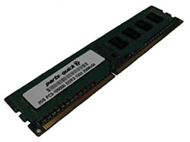 4GB Memory Upgrade for Foxconn P55MX Motherboard DDR3 PC3-10600 Non-ECC DIMM RAM PARTS-QUICK Brand