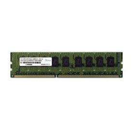 【中古】アドテック サーバー用 DDR3L-1600 UDIMM 8GB ECC LV ADS12800D-LE8G