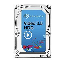 【中古】Seagate 内蔵 Video 3.5 HDD 2TB ( 3.5インチ / SATA 6Gb/S / 5900rpm / 64MB ) ST2000VM003 バルク