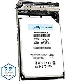 【中古】600GB 15K SAS 12G 3.5インチHDD Dell PowerEdge サーバー用   G13トレイのエンタープライズハードドライブ  RシリーズTシリーズと互換性あり