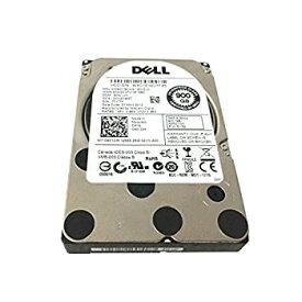 【中古】Generic 900GB 10K 2.5 Inch SAS 6Gbps Hard Drive WD9001BKHG 4X1DR For Dell PowerEdge Server [並行輸入品]