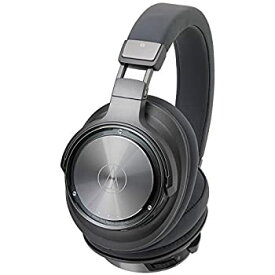 【中古】オーディオテクニカ ハイレゾ対応ヘッドホン(ブラック)audio-technica ワイヤレスヘッドホン ATH-DSR9BT