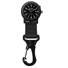 【中古】Dakota ダコタ Backpacker Watch バックパッカーウォッチ ブラック 2876-7 [並行輸入品]