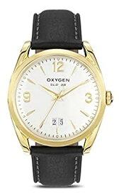 【中古】オキシゲン OXYGEN 腕時計 スポーツレジェンド 38 TRUMAN L-S-TRU-38 (224311) レザーベルト [正規輸入品]