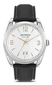 【中古】オキシゲン OXYGEN 腕時計 スポーツレジェンド 38 KISSINGER L-S-KIS-38 (224307) レザーベルト