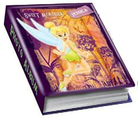 【中古】Disney Fairies(ディズニーフェアリーズ)Tinker Bell(ティンカー・ベル)Medium Photo Album A(200枚フォトアルバム)【並行輸入品】