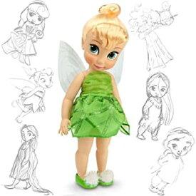 【中古】Disney US 公式 ディズニー アニメーター コレクション ドール ティンカーベル Tinker Bell ( 人形 / フィギュア ) 並行輸入品