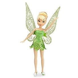 【中古】Disney(ディズニー) Tinker Bell Disney Fairies Doll - 10'' 妖精の人形 ティンカーベル(25.4cm) 【並行輸入品】