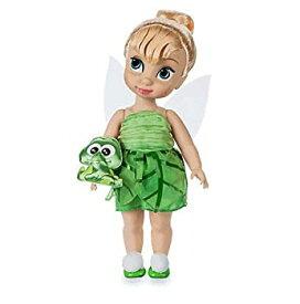 【中古】Disney(ディズニー) Disney Animators' Collection Tinker Bell Doll - 16'' ティンカーベルの人形(40.6cm) [並行輸入品]