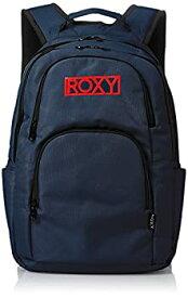 【中古】[ロキシー] リュック バックパック A4収納 保冷ポケット 大容量最大25リットル GO OUT RBG181317 NVY