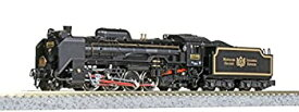 【中古】KATO Nゲージ D51 498 オリエントエクスプレス1988 2016-2 鉄道模型 蒸気機関車