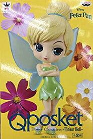 【中古】Q posket Disney Characters -Tinker Bell- ティンカーベル パステルカラーver.(プライズ)