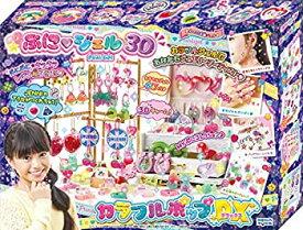 【中古】キラデコアート ぷにジェル3D カラフルポップDX