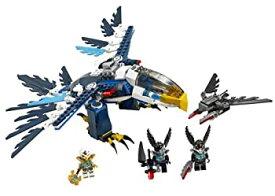 【中古】レゴ (LEGO) チーマ エリスのイーグル・インターセプター 70003