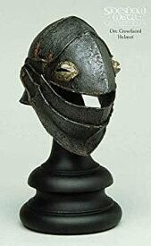 【中古】ロード・オブ・ザ・リング 旅の仲間 オークヘルメット/Orc Crowfaced Helm [並行輸入品]