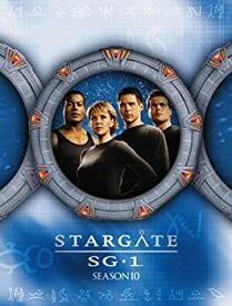 【中古】スターゲイト SG-1 ファイナル・シーズン DVD ザ・コンプリートボックス (初回生産限定)