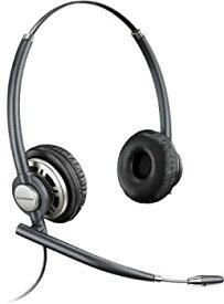 【中古】PLANTRONICS HW301N ENCORE ワイドバンド両耳タイプヘッドセット 並行輸入品