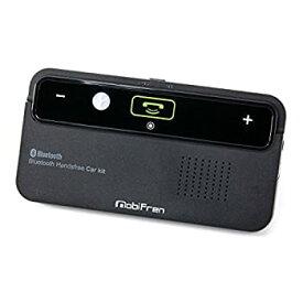 【中古】サンワダイレクト 車載Bluetoothハンズフリーキット iPhone スマートフォン 対応 GBC-1000
