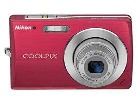 【中古】Nikon デジタルカメラ COOLPIX (クールピクス) S200 レッド COOLPIX S200R