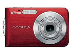 【中古】Nikon デジタルカメラ COOLPIX (クールピクス) S210 レッド COOLPIXS210R