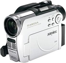 【中古】HITACHI DVDビデオカメラ DVDカム Wooo DZ-GX3100