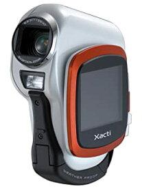 【中古】SANYO デジタルムービーカメラ Xacti DMX-CA6 オレンジ (生活防水)