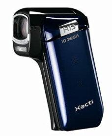 【中古】SANYO ハイビジョン デジタルムービーカメラ Xacti (ザクティ) DMX-CG10 ブルー DMX-CG10(L)