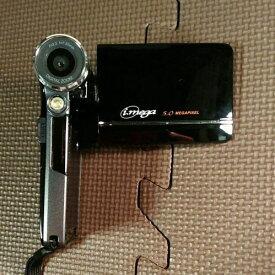 【中古】日立リビングサプライ HITACHI 500万画素デジタルムービーカメラ HSC-S2