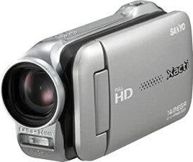 【中古】SANYO デジタルムービーカメラ Xacti GH1 シルバー DMX-GH1(S)