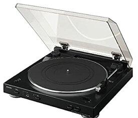 【中古】Denon DP-200USB Turntable - Black [並行輸入品]