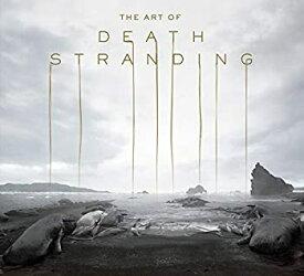 【中古】【限定】THE ART OF DEATH STRANDING (日本語翻訳版) 特製イラストカード付