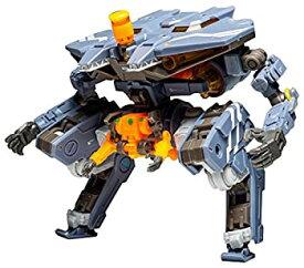【中古】核誠治造 ROBOT BUILD RB-05 CARBE 棘蟹 (ユニバーサルカラーVer) 全高約130mm 可動フィギュア