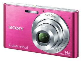 【中古】ソニー SONY デジタルカメラ Cybershot W320 ピンク DSC-W320/P