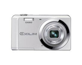 【中古】CASIO デジタルカメラ EXILIM シルバー EX-ZS5SR