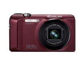 【中古】CASIO デジタルカメラ EXILIM レッド EX-H30RD