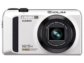 【中古】CASIO デジタルカメラ EXILIM HS EX-ZR310 WE