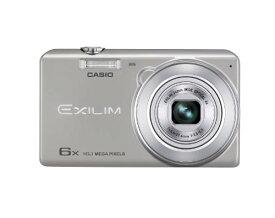 【中古】CASIO EXILIM デジタルカメラ 1610万画素CCD 広角26mm 光学6倍ズーム シルバー EX-ZS25SR