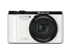 【中古】CASIO デジタルカメラ EXILIM EXFC400SWE 1610万画素 光学12.5倍ズーム EX-FC400SWE ホワイト