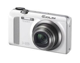【中古】CASIO デジタルカメラ EXILIM EXZR500WE ハイスピードカメラ 1610万画素 5軸手ブレ補正 EX-ZR500WE ホワイト