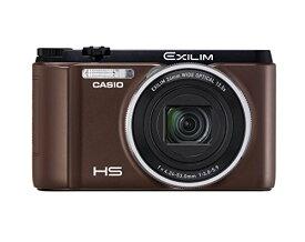 【中古】CASIO デジタルカメラ EXILIM EXZR1300BN 自分撮りチルト液晶 5軸手ブレ補正 1610万画素 EX-ZR1300BN ブラウン