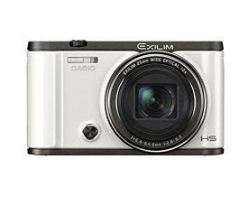 【中古】CASIO デジタルカメラ EXILIM EX-ZR3000WE 自分撮りチルト液晶 オートトランスファー機能搭載 EXZR3000 ホワイト
