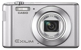 【中古】CASIO デジタルカメラ EXILIM EX-ZS240SR 手ブレに強い光学12倍ズーム シャッターを押すだけでキレイに撮れる