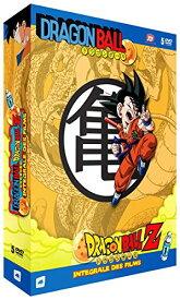 【中古】ドラゴンボール & ドラゴンボールZ 劇場版 DVD-BOX (9作品, 470分) DRAGON BALL 鳥山明 アニメ [DVD] [Import] [PAL, 再生環境をご確認くださ