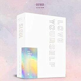 【中古】blu-ray 防弾少年団 BTS WORLD TOUR 'LOVE YOURSELF' SEOUL 日本語字幕入り