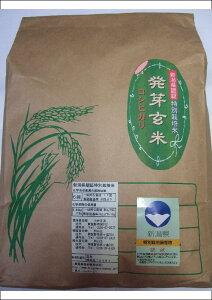 新潟県産 特別栽培米 発芽玄米 コシヒカリ 5kg 令和元年産(減農薬・減化学肥料栽培米)