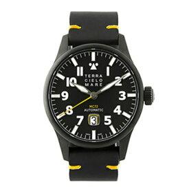 腕時計 TERRA CIELO MARE AVIATORE MK2 テラチェロマーレ アヴィアトーレマーク2 トロピカル TC7103TRO3PA/12 メンズ時計【コンビニ受取対応商品】