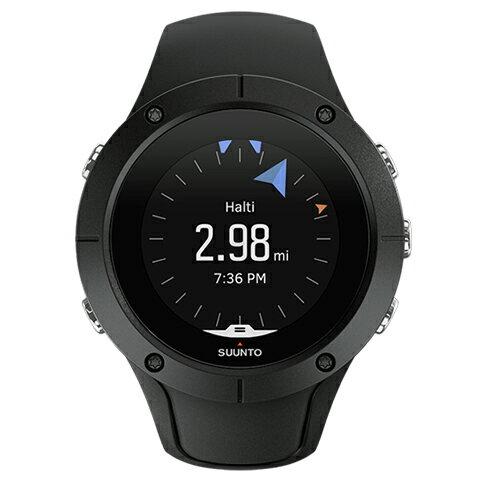 腕時計 スント スパルタン トレーナー SUUNTO Spartan Trainer Wrist HR SS022668000 ブラック【コンビニ受取対応商品】