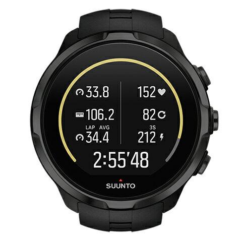 腕時計 スント スパルタン トレーナー SUUNTO Spartan Sport Wrist HR SS022662000 オールブラック【コンビニ受取対応商品】